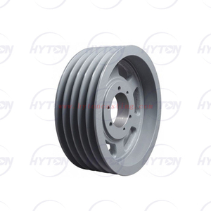 Pulley And Flywheel Suit for Metso C Series Jaw Crusher Wear And Spare Parts