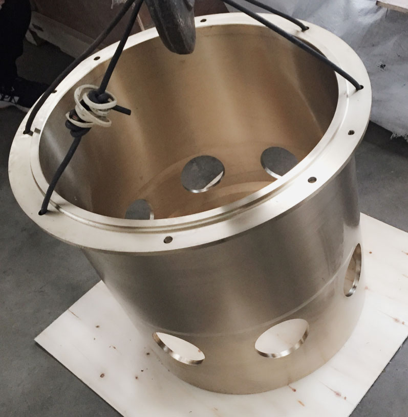 Head Bushing Suit Metso hp4 hp5 hp6 Cone Crusher Spare Parts Supplier