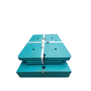New Arrival Jaw Crusher C80 Protection Plate Mining Jaw Crusher Wear Parts Specifications